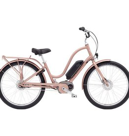 """Electra Townie Go! 8i Rose Gold - Ladies 26"""" 2018"""