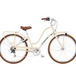 Electra Townie Commute 8D Ladies Cream 700 - 2018