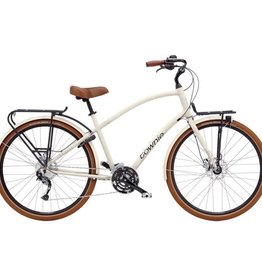 Electra Townie Commute 27D Mens Stone Grey 700 - 2018