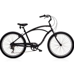 "Electra Cruiser Lux Black Mens 26"" 2018"