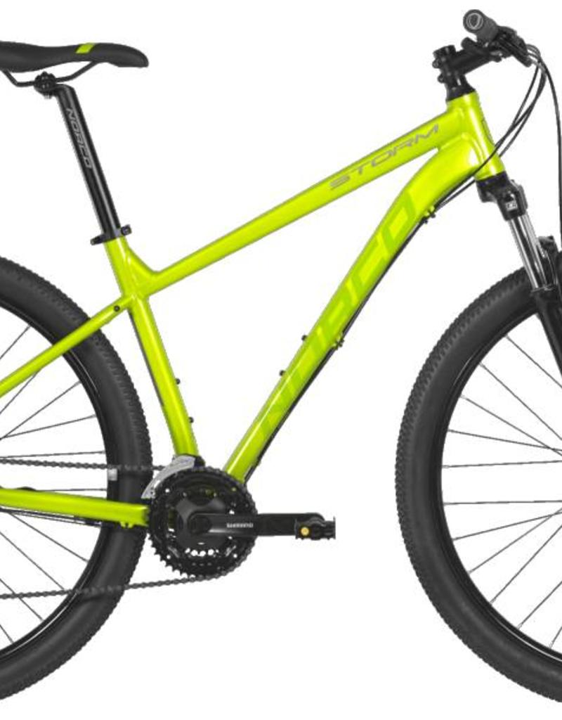 "Norco Storm 3,  Large frame, 29"" wheel,  Green 2018"