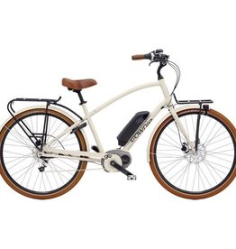 Electra Townie Commute Go! 8i Mens Stone Grey 700 - 2018