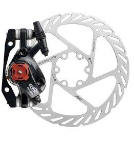 Avid, BB7 MTB, Mechanical disc brake, Front or rear, 160mm, Grey