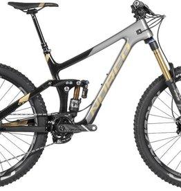 "Norco Range C1, Medium frame, 29"" wheel, Black Gold 2018"
