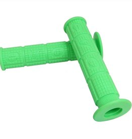 EVO, Throttle MX, Grips, 140mm, Green