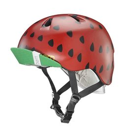 Bern, Nina, Helmet, Satin Red Strawberry, XSS 48 - 51.5cm