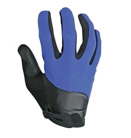 EVO, Espresso Gel Pro, Gloves, Blue, Large