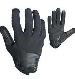 EVO, Espresso Gel Pro, Gloves, Black, Medium