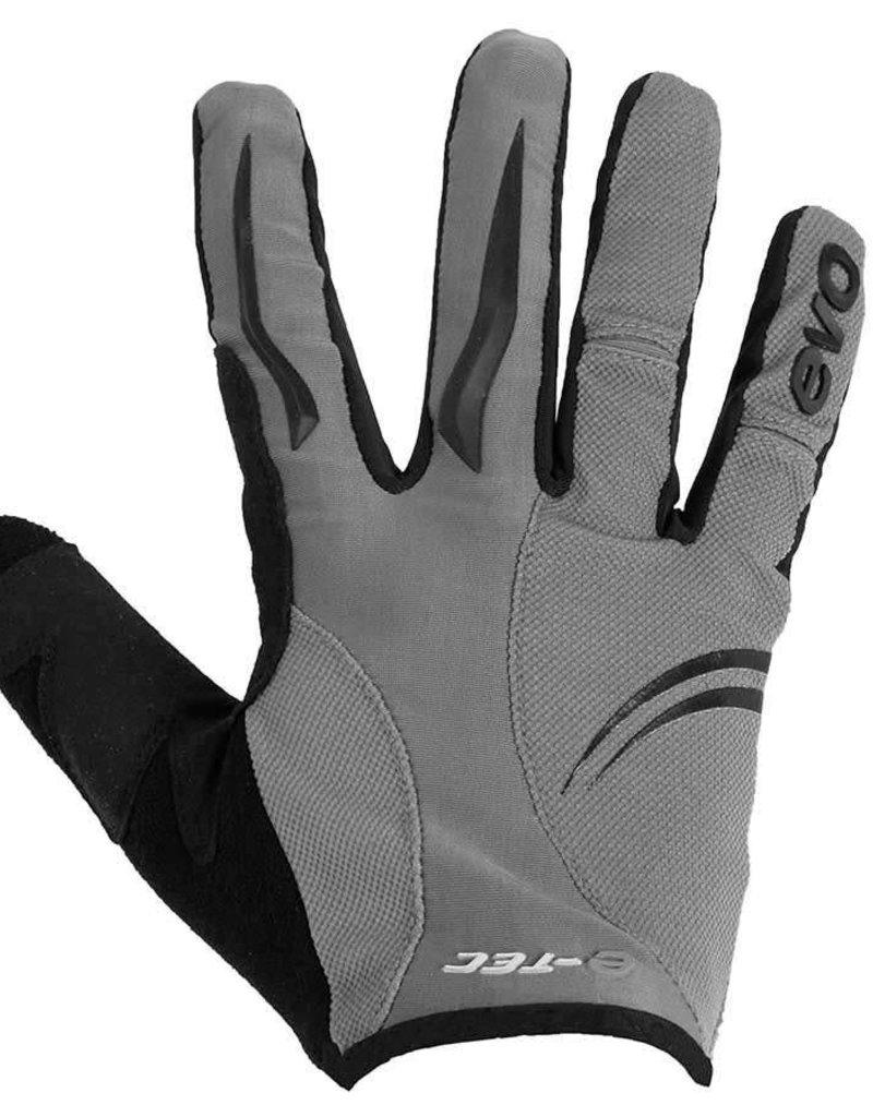 EVO, E-Tec Espresso Gel Pro, Gloves, Black, Large