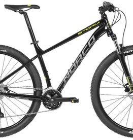 "Norco Storm 2, Medium frame, 27"" wheel - Black - 2018"