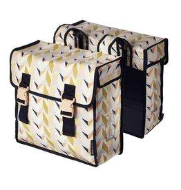 Basil, Triangle, Double bag, Multicolor - Gold