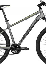 "Norco Storm 7.2 XS frame, 27"" wheel, Charcoal Green Grey - 2016"
