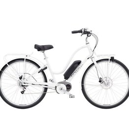 Electra Townie Commute Go! 8i Ladies White 700 - 2018