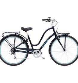 Electra Townie Commute 8D Ladies Galaxy Black 700 - 2018