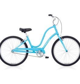 "Electra Townie Original 1 Ladies Bahama Blue 26"" - 2018"