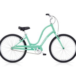 "Electra Townie Original 1 Ladies Mint Green 26"" - 2018"