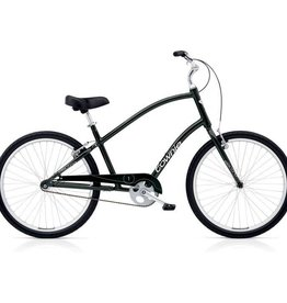 "Electra Townie Original 1 Mens Black 26"" - 2018"
