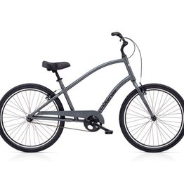 "Eectra Townie Original 1 Mens Graphite Grey 26"" - 2018"