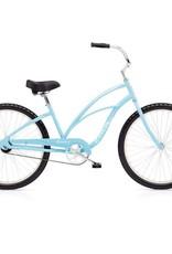 "Electra Cruiser 1 Ladies Light Blue 26"" - 2018"