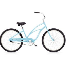 "Electra Cruiser 1 Ladies Light Blue 26"" - 2018"