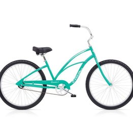"Electra Cruiser 1 Ladies Jade Green 26"" - 2018"