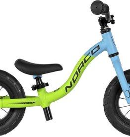 """Norco Ninja Run Bike - Lime/Cyan/Black 10"""" - 2018"""