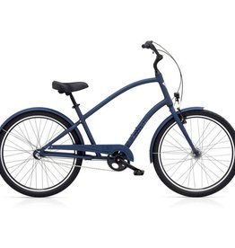 "Electra Townie Original 3i Mens Midnight Blue 26"" - 2018"