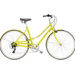 Electra Loft 7D - Yellow - Ladies 700 - 2017