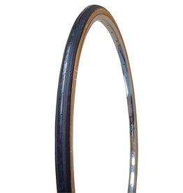 Vee Rubber Tire, VRB-044, 27x1-1/4, Wire, Clincher, 85PSI, Black