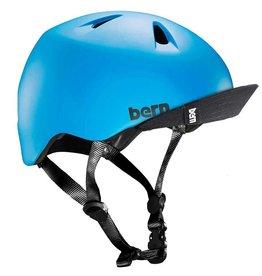 Bern, Tigre, Helmet, Cyan Blue, XSS, 47-51cm