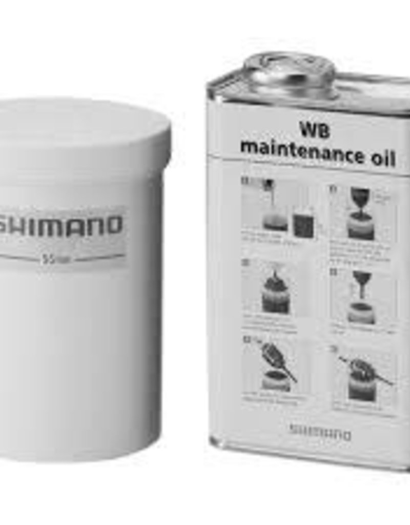 INTERNAL HUB MAINTENANCE OIL SET