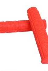 EVO, Throttle, Grips, 135mm, Red