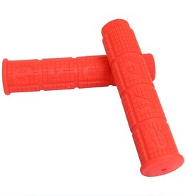 EVO, Throttle, Grips, 135mm, Red