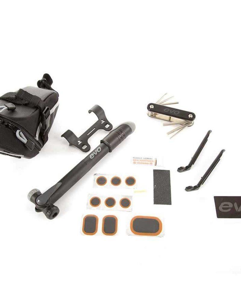 EVO, Escapade Plus Value Pack, Saddle Bag/Multi Tl/Repair Kit