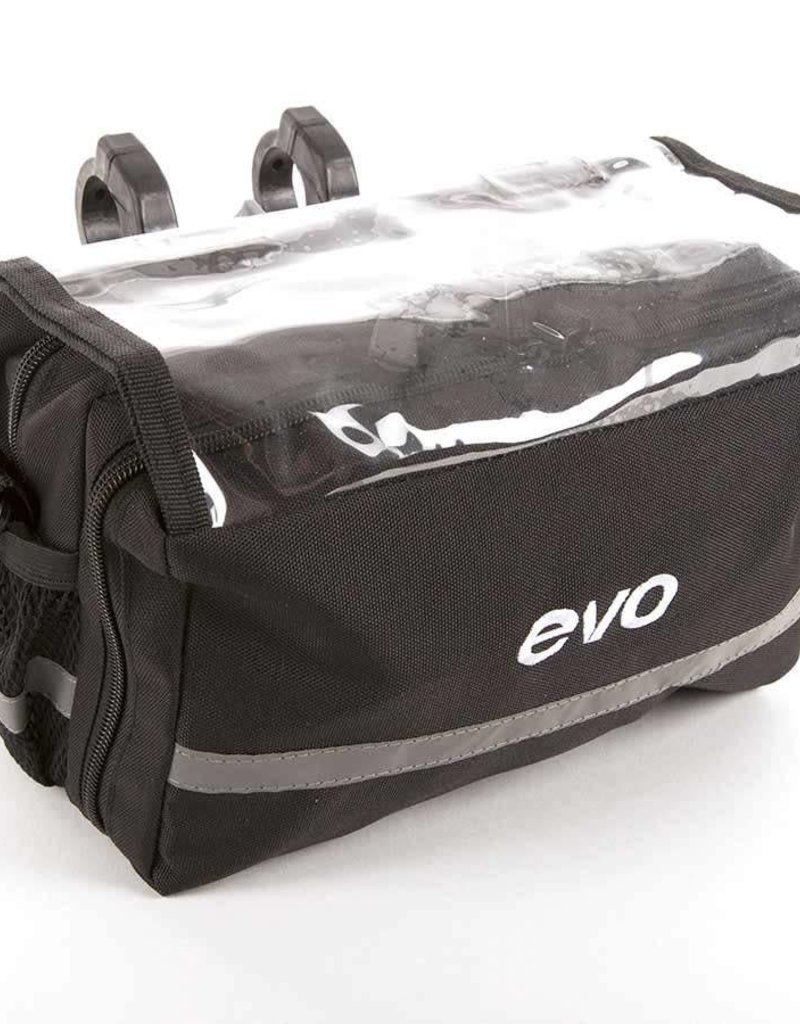 EVO, E-Carg Day Tripper, Handlebar bag Black