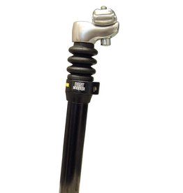 EVO, Cushy, Suspension seat post, Travel: 40mm, 27.2mm Black