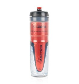 Zefal, Arctica, Insulated bottle, 750ml 26z, Red