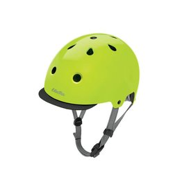 Helmet Electra Lime Green Large 59 cm - 61 cm