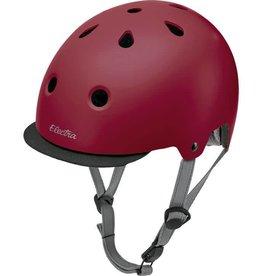 Helmet Electra Matte Red Large 59 cm - 61 cm