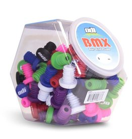 Odi, BMX end plug from the Candy Jar, assorted colors sold by each