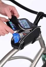 "Evo, Clutch, Phone Bag Fits most phones 3.25 x 6.25"" Black"