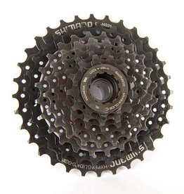 Shimano CASSETTE SPROCKET, CS-HG31, 8-SPEED, 11-13-15-18-21-24-28-32T(AW)
