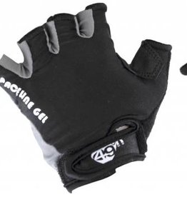 Paceline Glove Womens Black Charcoal - Medium