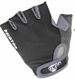 Peloton Youth Glove BLK/CHRC M/L