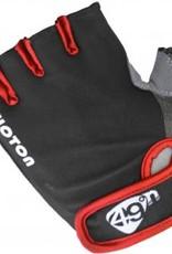 Peloton Child Glove BLK/RED M/L