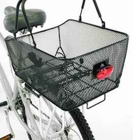 Axiom Market Basket LX Black Rear