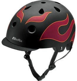 Electra Helmet Hot Rod Red - Large 59 - 61 cm