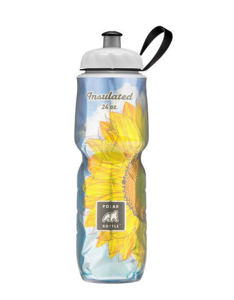 Bottle Polar 24oz Sunflower Qty=1