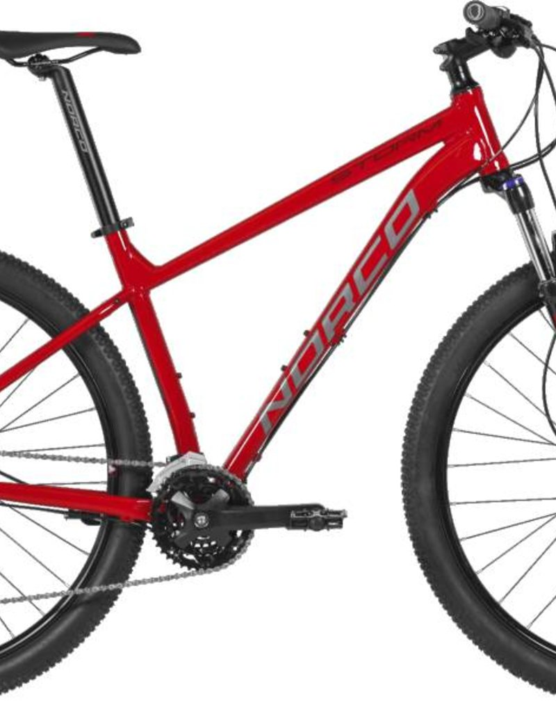 "Norco Storm 1 Small frame, 27"" wheel Red - 2018"