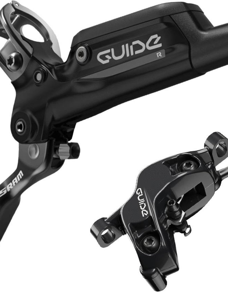 Sram Hydraulic Disc Brake Rear GUIDE -RD RR BLK B1